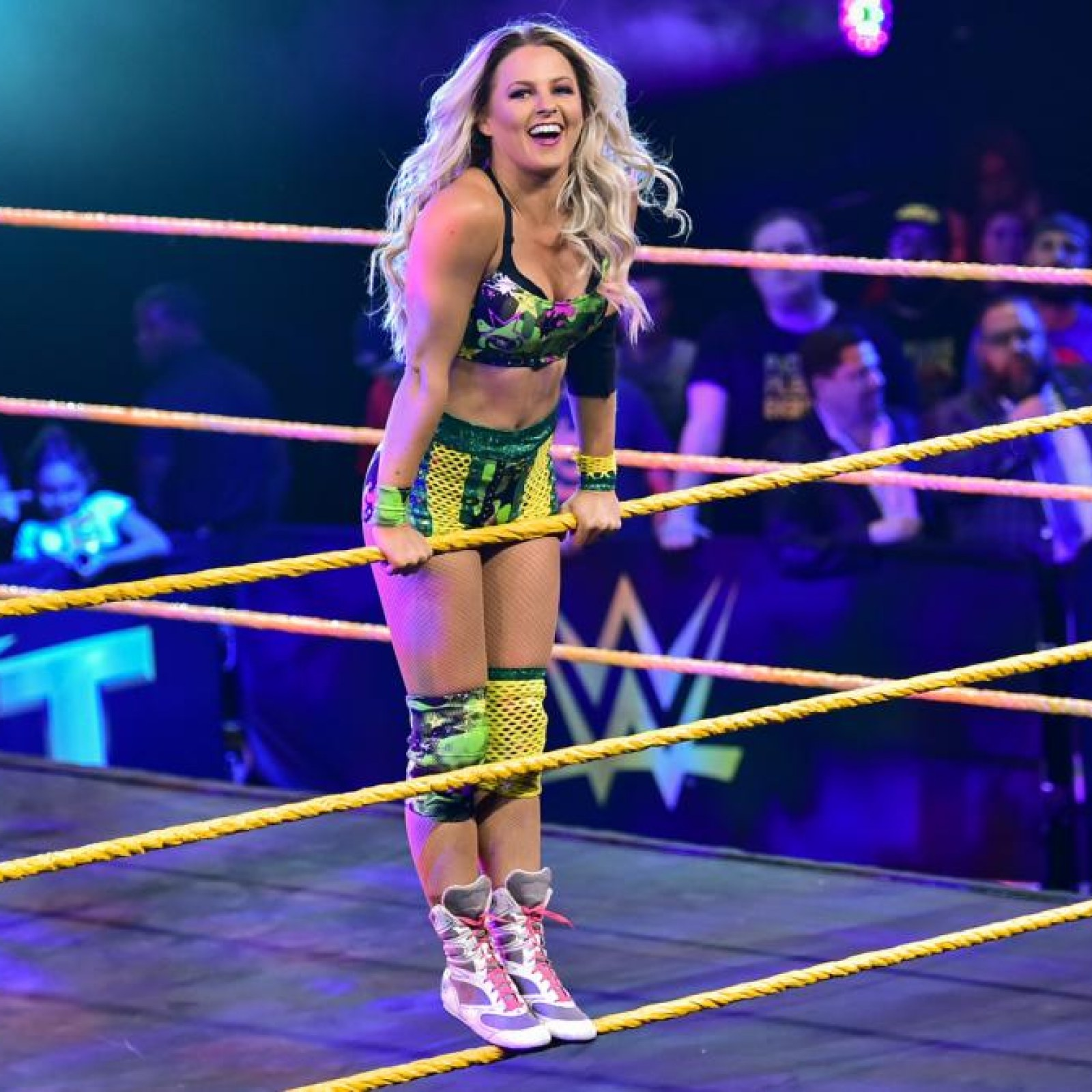 """Candice LeRae Talks Sudden Rise in NXT and the """"Sacrifices"""" She Refuses to  Make"""