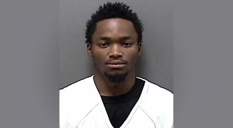 Battery suspect Cedrick D. Green