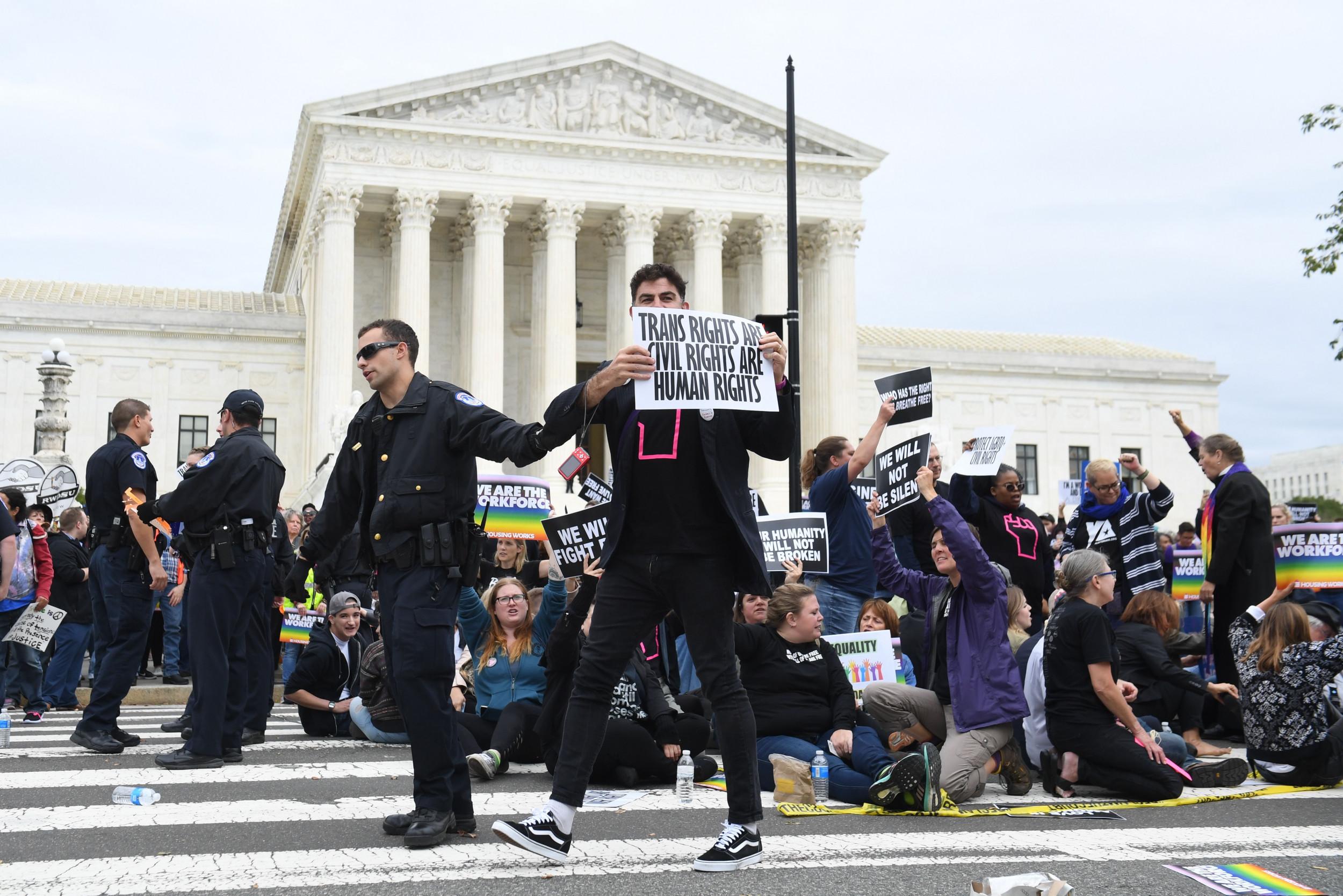 Supreme court sets april date to hear same