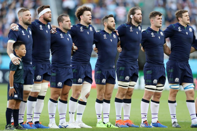 Scotland rugby, Rugby World Cup