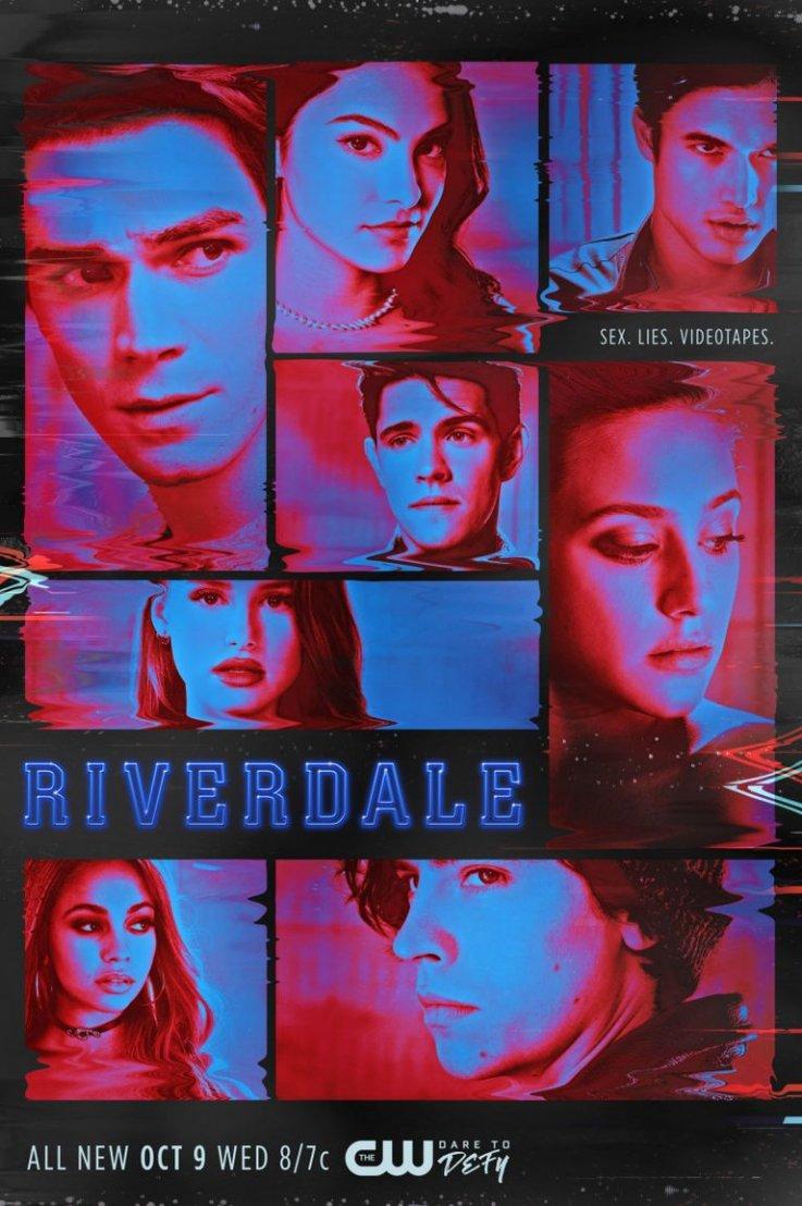 riverdale season 4 cast