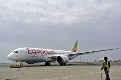 Ethiopian Airlines, Boeing 787