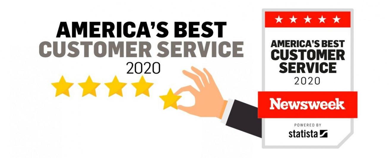 Best Of The Best 2020.America S Best Customer Service 2020