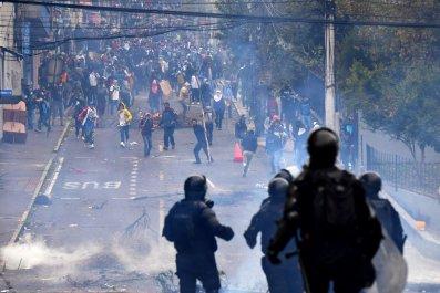 Ecuador protests 2019