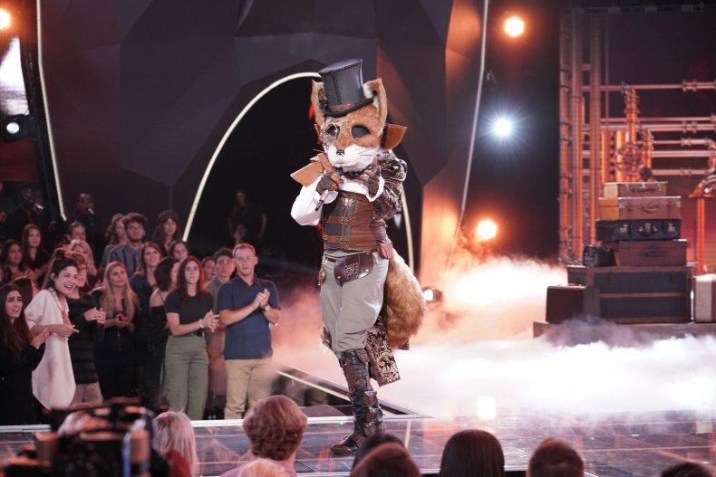 Fox The Masked Singer