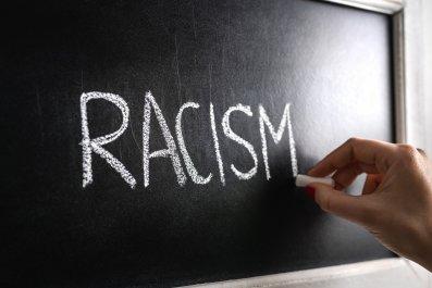 racism blackboard