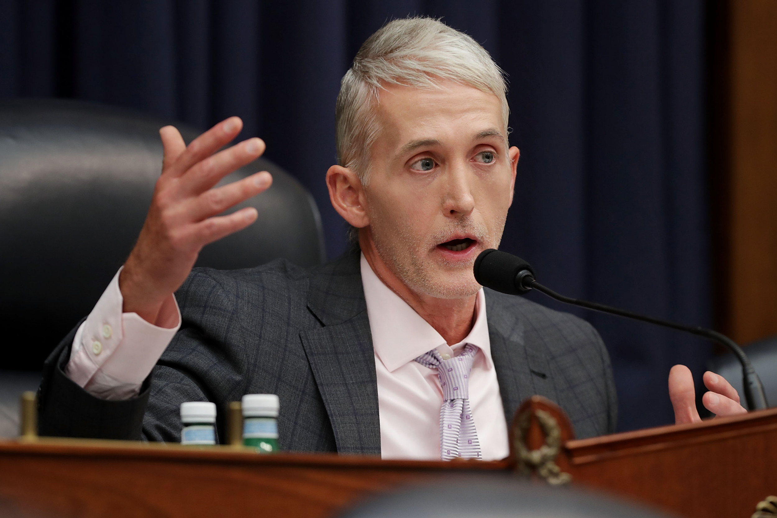 Clip of Trey Gowdy condemning Obama's refusal to turn over documents resurfaces amid Trump White House defense news