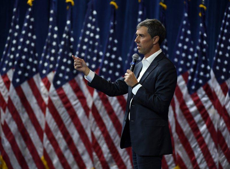 Beto O'Rourke, Democrat, Presidential candidate