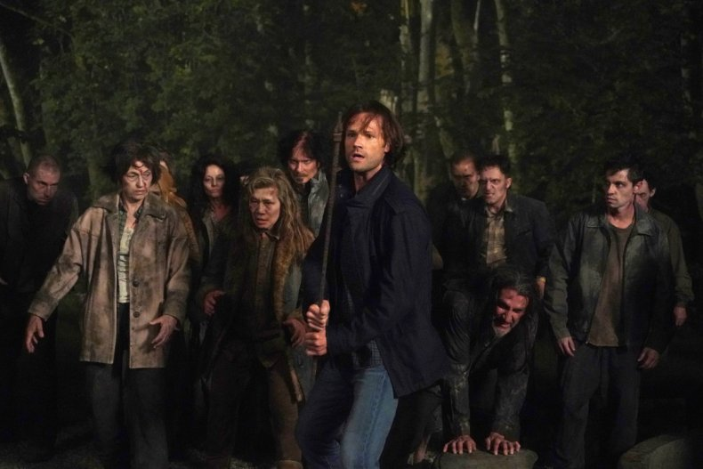 supernatural season 15 release date
