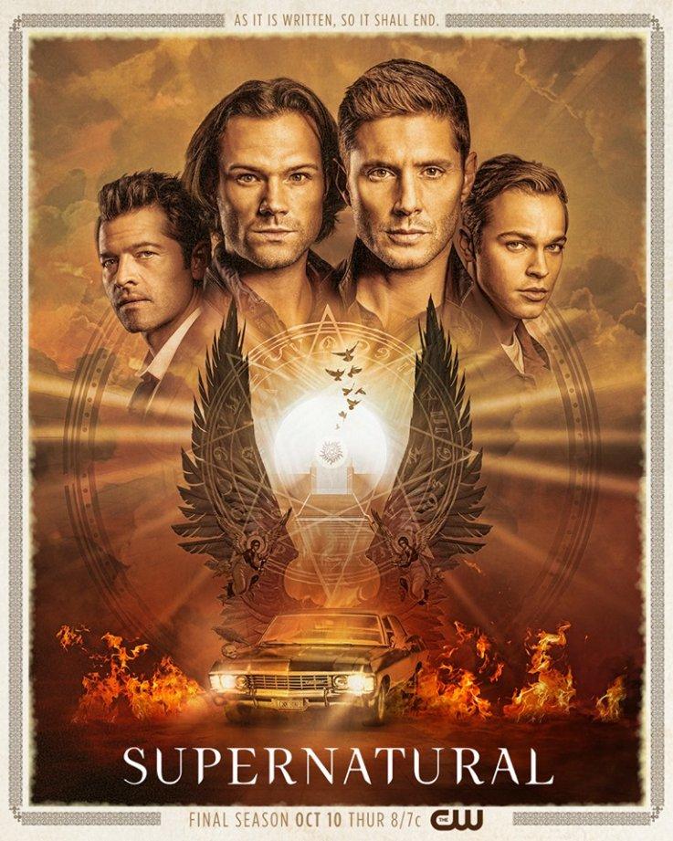 supernatural season 15 cw