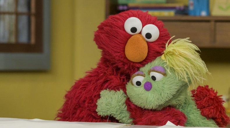 Sesame Street opioid addiction