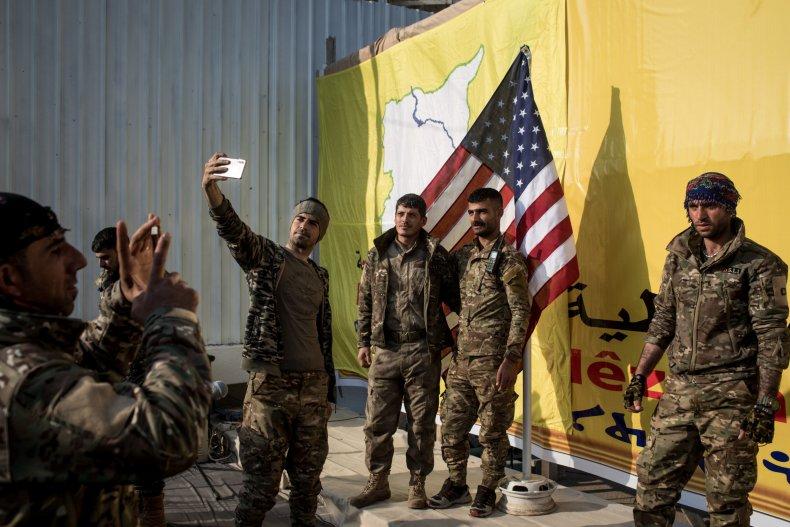 Sergei Lavrov, Russia, Syria, Kurds, US, Turkey