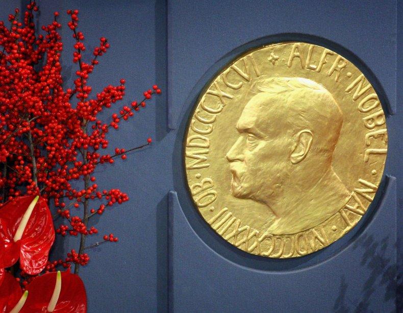 Nobel Peace Prize Live Stream