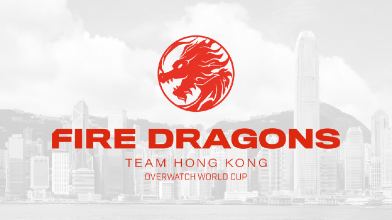 fire dragons overwatch world cup