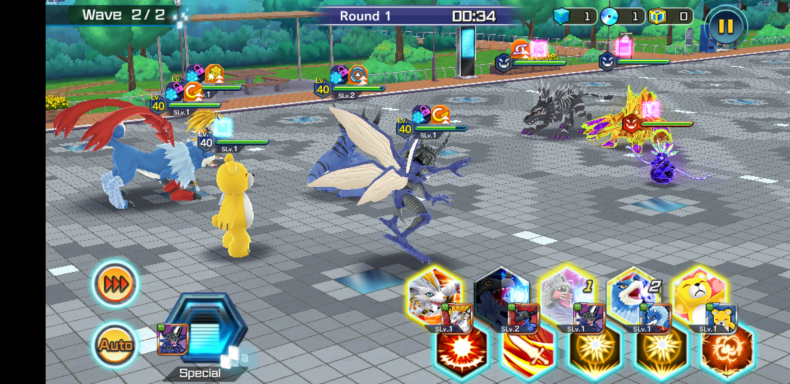 digimon rearise guide digiwalk reroll widget