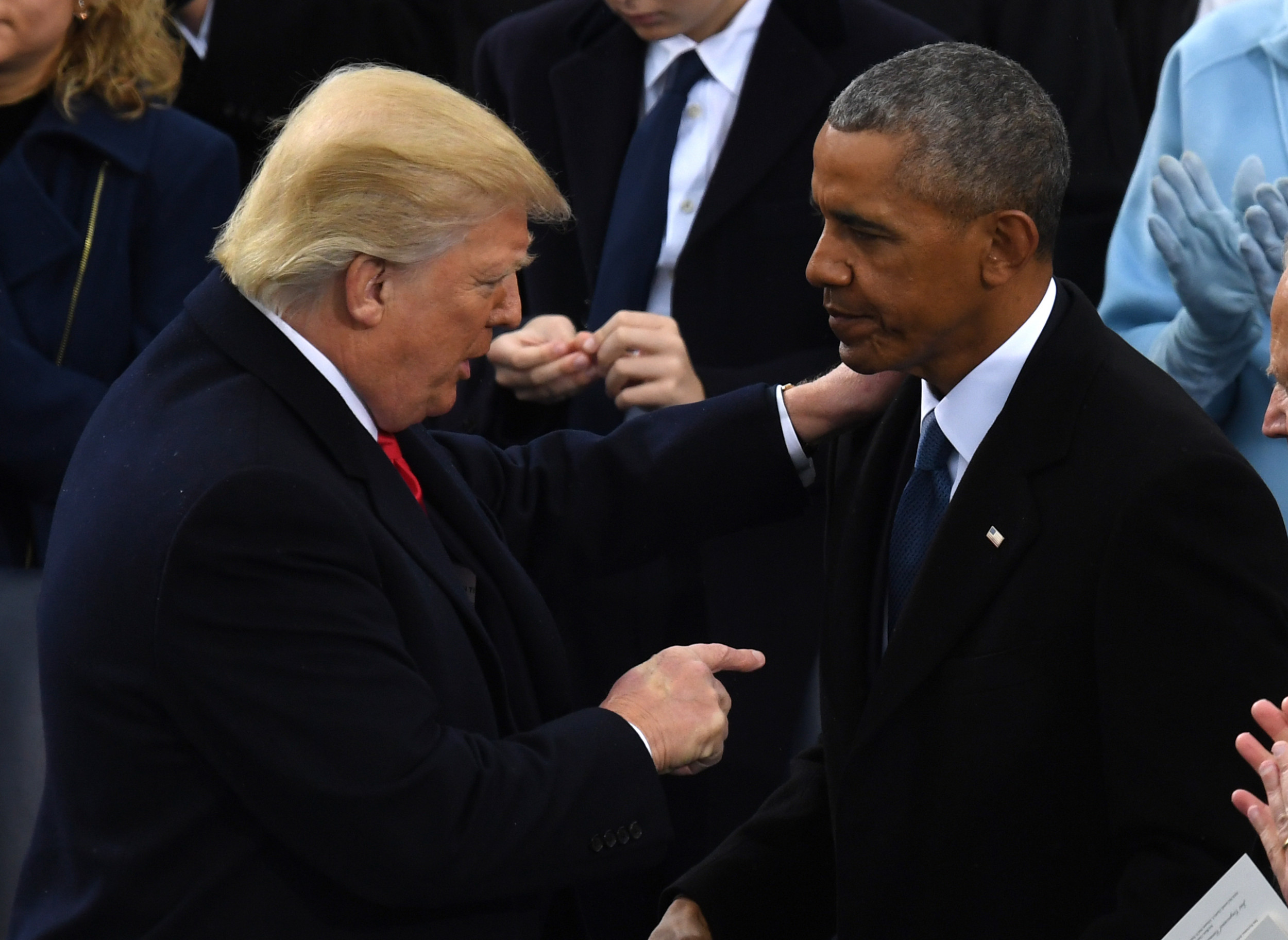 Trump Accused Obama of Foreign Money Laundering 7 Years Ago To Day ...