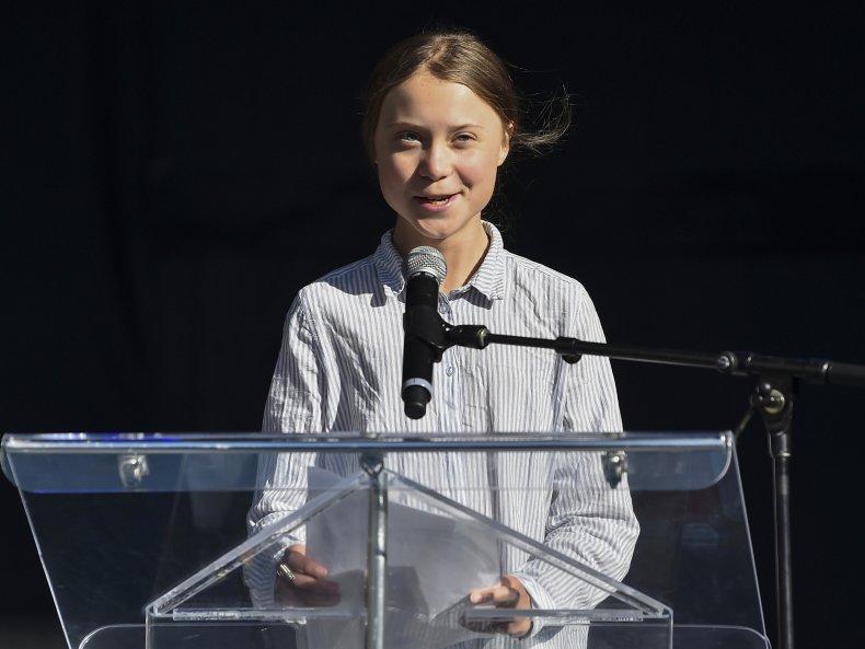 Thunberg Addresses Montreal