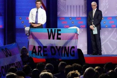 pete buttigieg, LGBTQ, town hall, presidential candidate