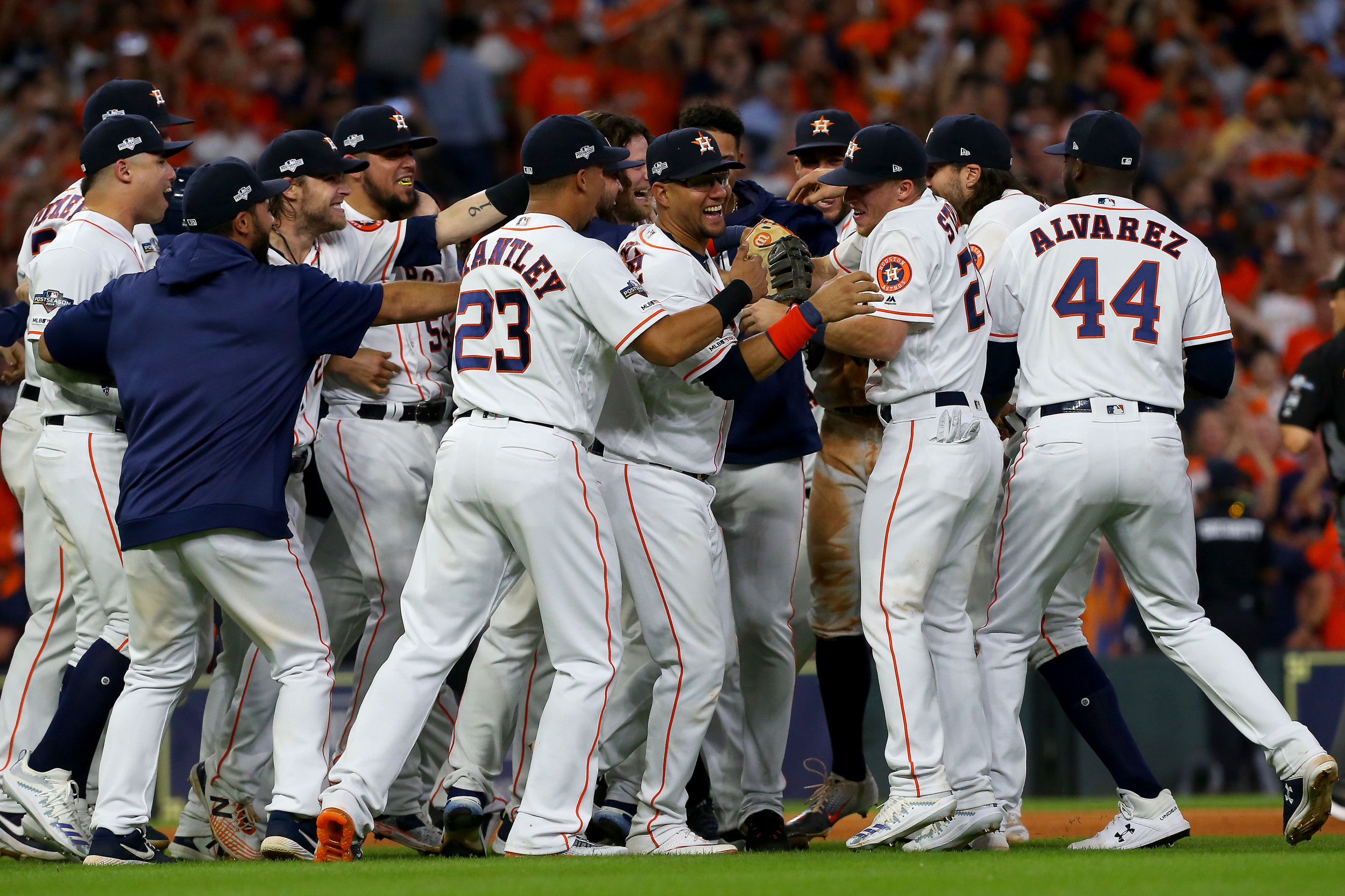 Astros 2019 >> Alcs Game 1 2019 New York Yankees Vs Houston Astros