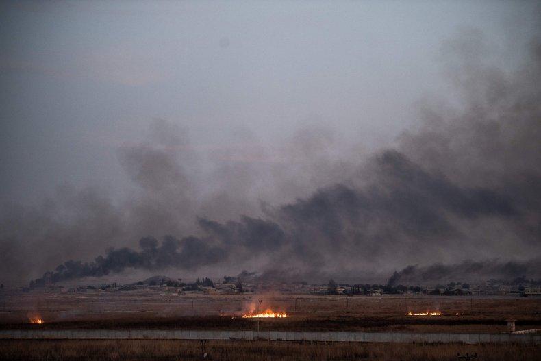 Turkey offensive Syria Tal Abyad