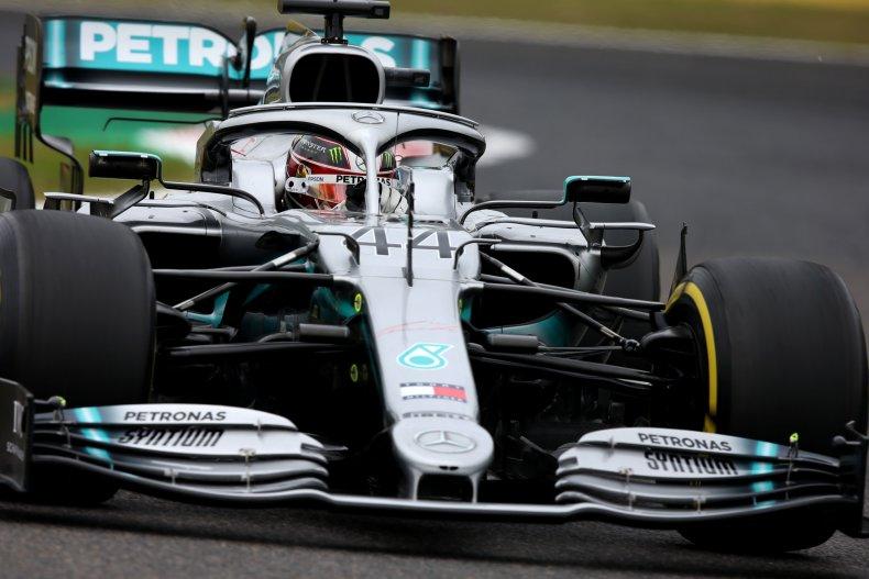 Lewis Hamilton, Formula One