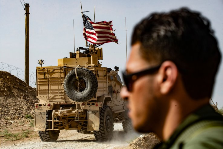Exclusive: Turkey Attacks US Special Forces in Syria, Apparently by Mistake