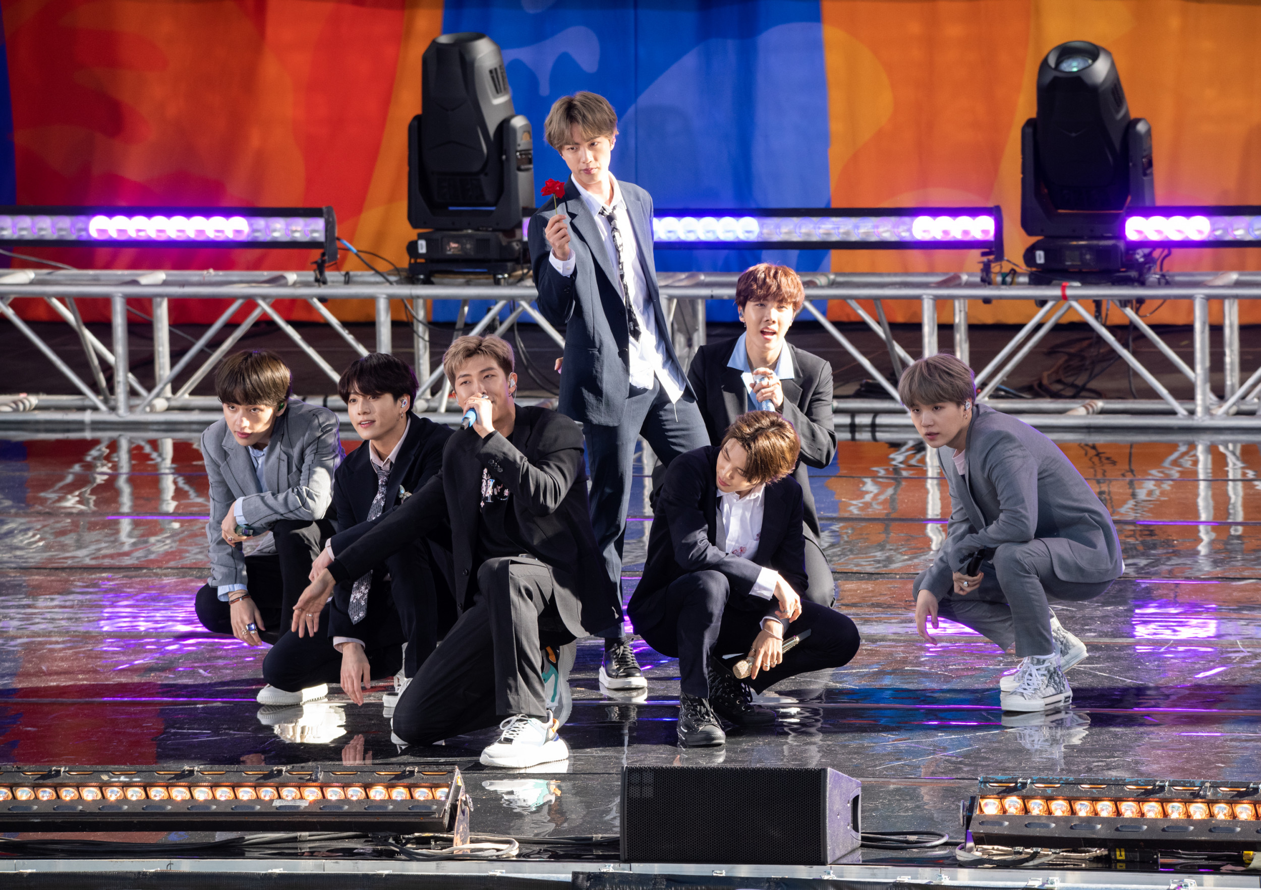 K Pop Group Bts Accused Of Catering To Authoritarian Regime