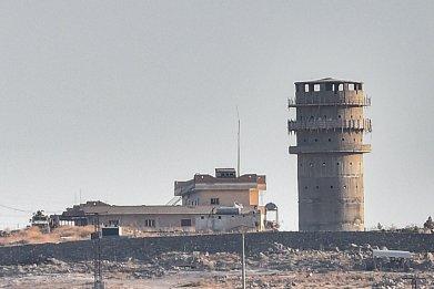 us military post syria border turkey