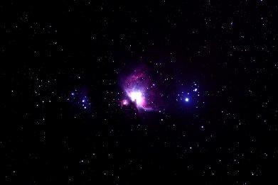 milky way nebula