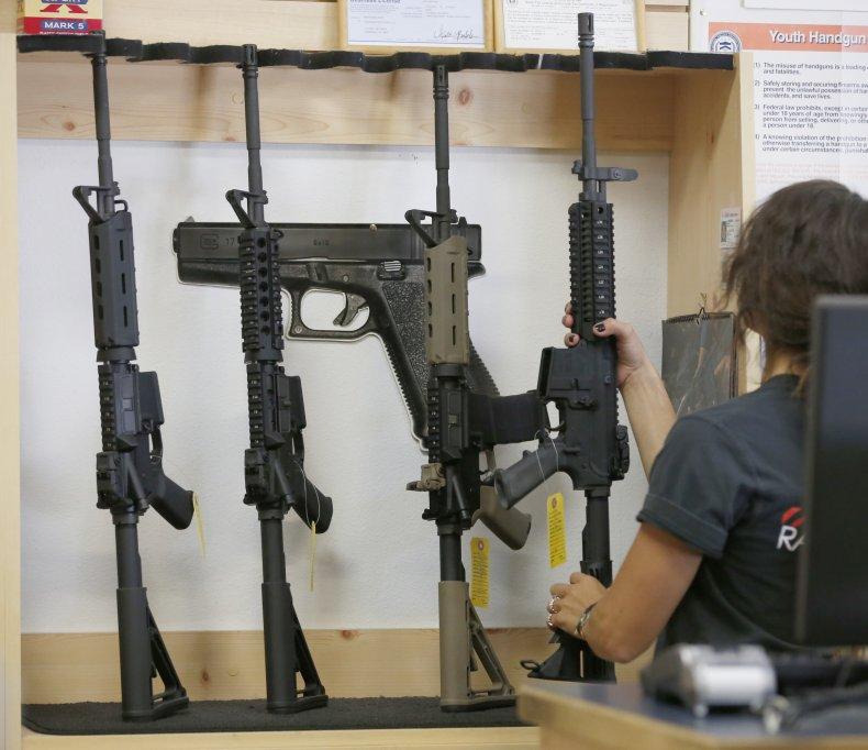 Semiautomatic Rifles