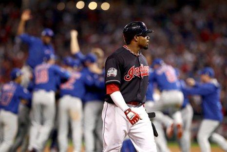 2016 World Series Cubs Indians