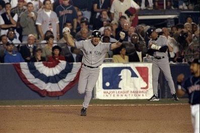 Scott Brosius 1998 World Series MVP