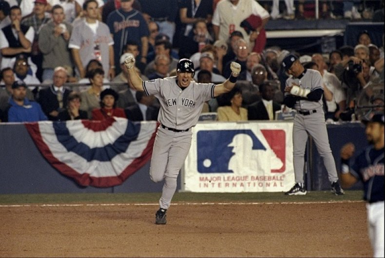 Scott Brosius 1998 World Series MVP