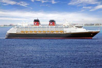 disney cruise line, disney magic, cruise ship,getty