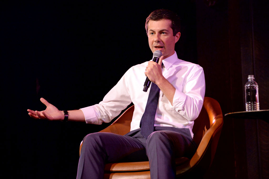 newsweek.com - James Walker - Pete Buttigieg could be 'surprise' frontrunner, go 'toe-to-toe' with Trump, says Democratic strategist