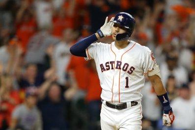 Carlos Correa, Houston Astros