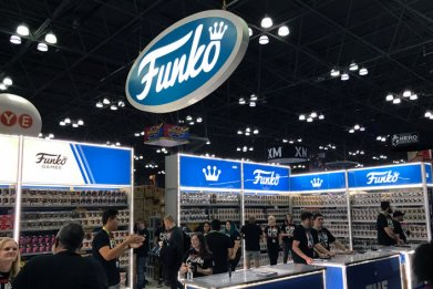 Funko Booth New York Comic Con 2019