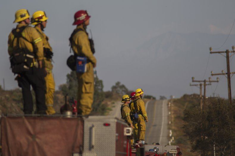 Where Are the California Wildfires Burning Now?