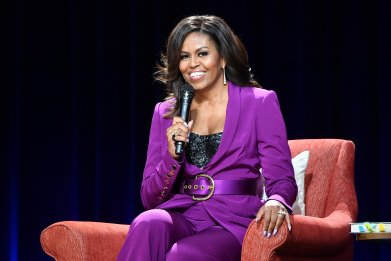 Michelle Obama 2020 president poll Democratic primary