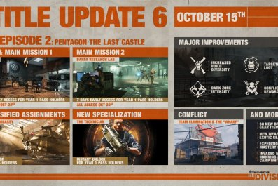 division 2 title update 6 roadmap