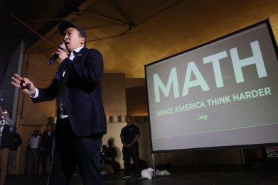 Andrew Yang cybersecurity awareness