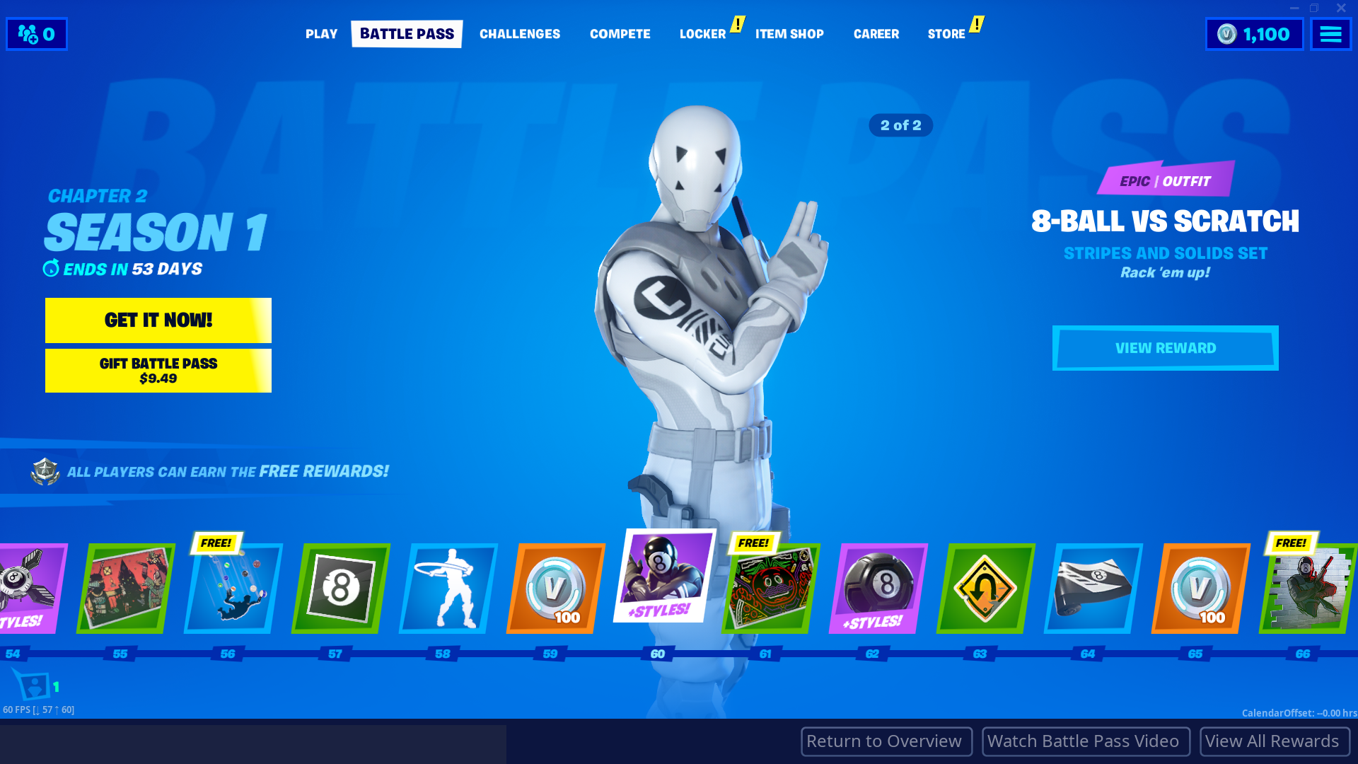 Wallpaper Fortnite Chapter 2 Fusion Get Images One