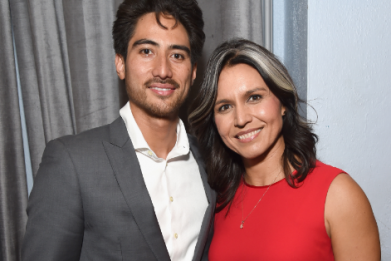 Who is Tulsi Gabbard's Husband, Abraham Williams?