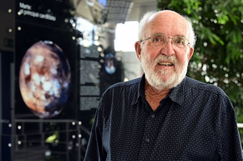 Michel Mayor Physics Nobel
