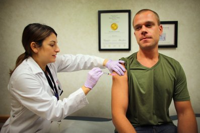 CDC: Get Your Flu Shots, People