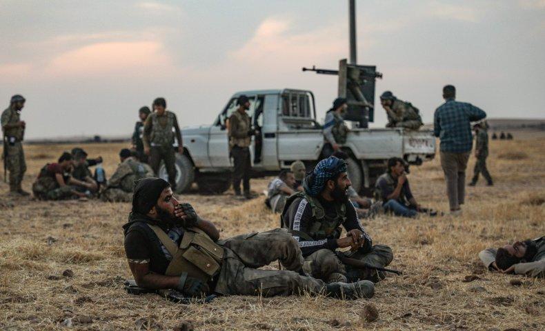 turkey syria rebels war conflict
