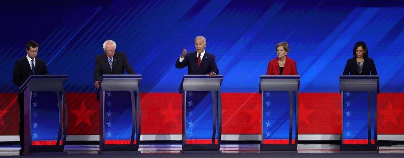 when is the next democratic debate