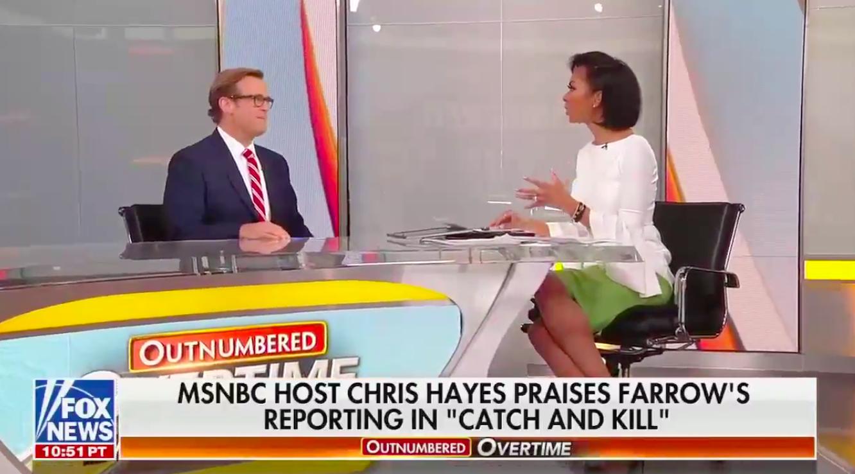 Fox News Host Appears To Suggest Network  U0026 39 Kicked Off U0026 39