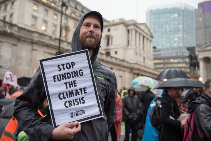 Environmental Groups Call for 'Strong Corporate Governance' to Address Climate Change