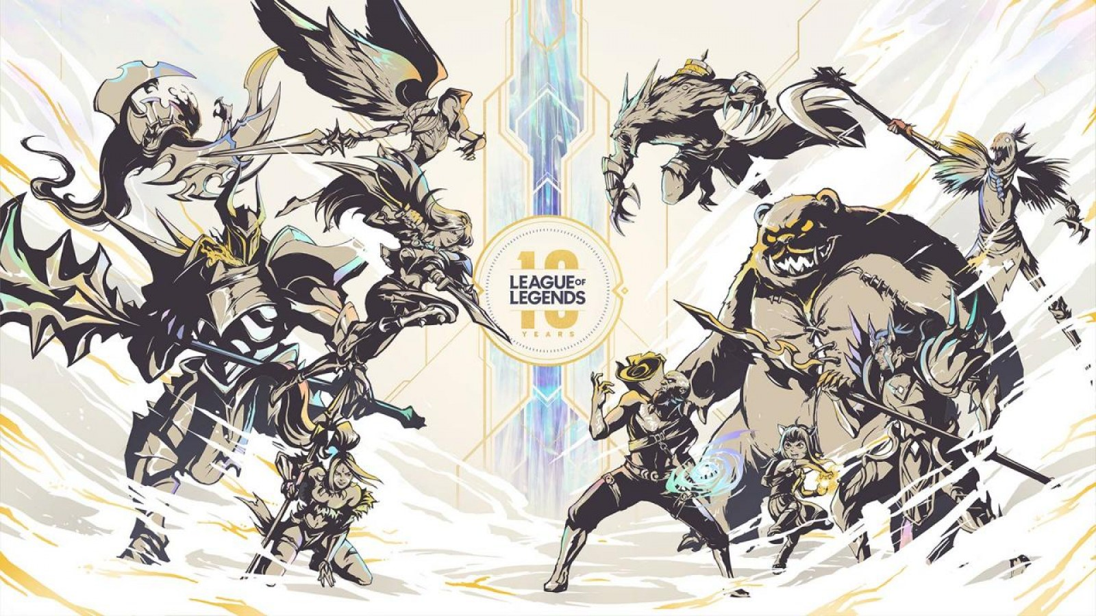 League Of Legends 10 Year Anniversary Live Stream Recap